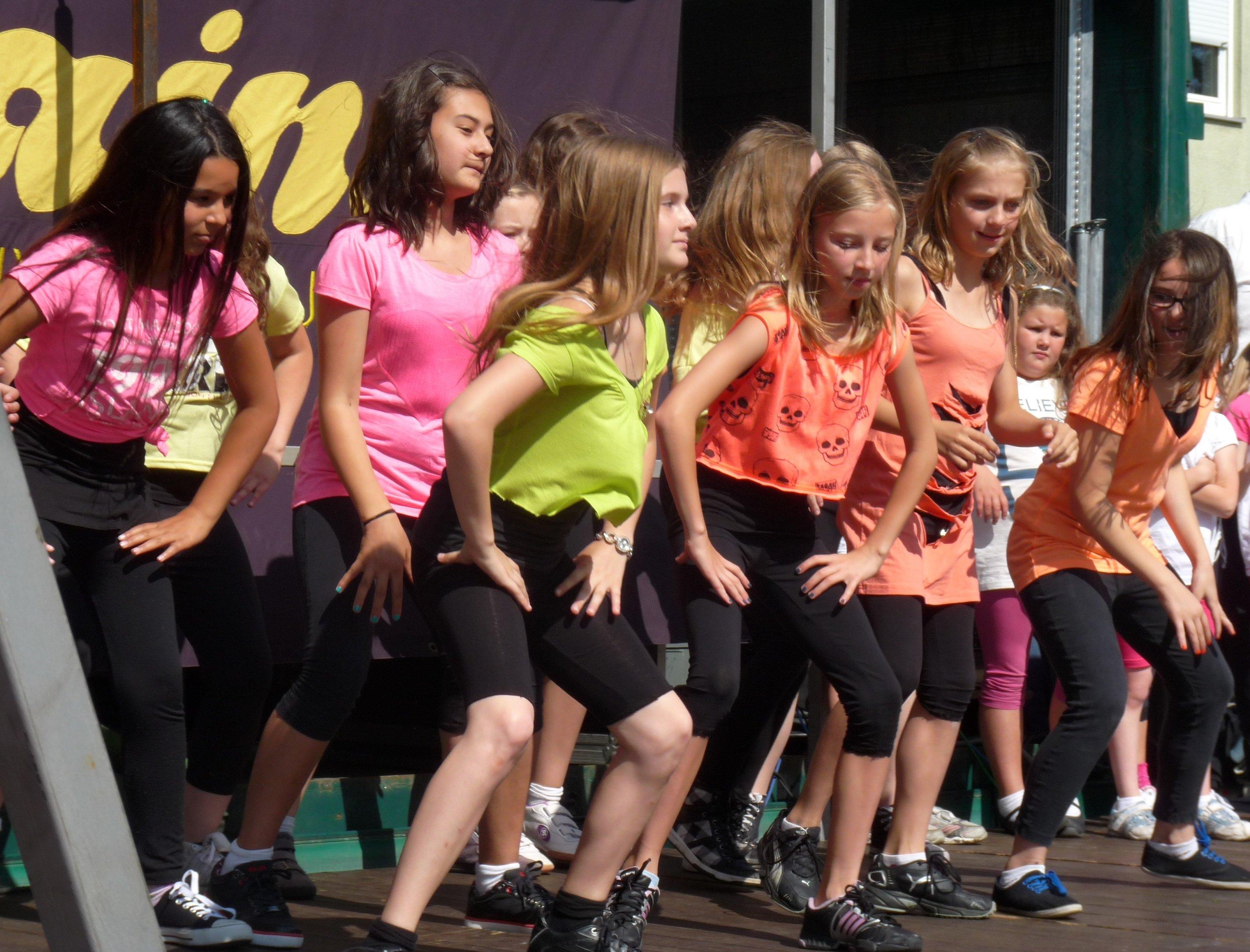 Tanzen für Kinder (7 bis 11 Jahre) - © Veranstalter