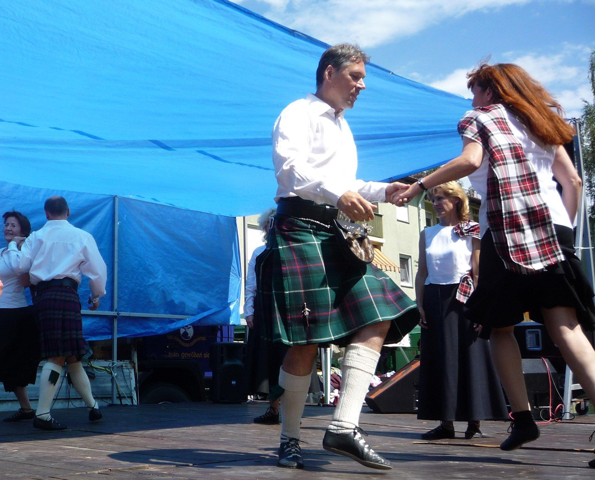 Schottische Tänze - © Veranstalter