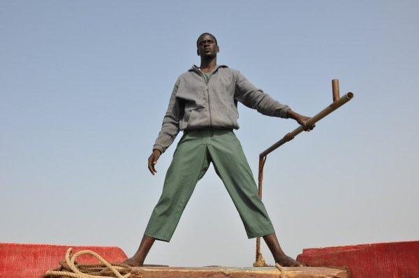 Die Piroge - © Evangelisches Zentrum für Entwicklungsbezogene Filmarbeit