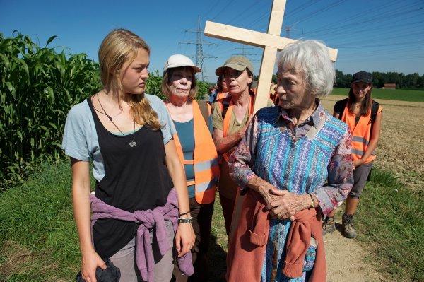 Nebenwege – Pilgern auf Bayrisch - © Akzente Film Jürgen Olczyk