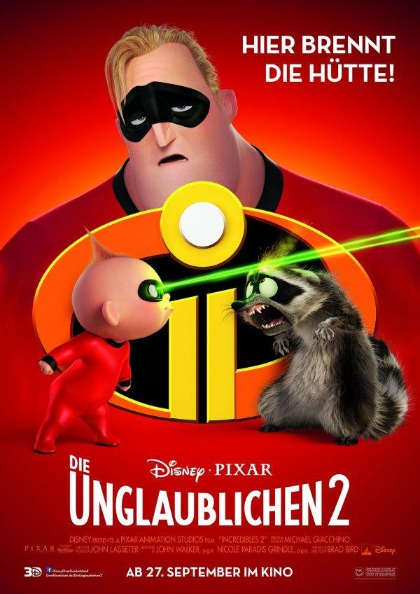 Die Unglaublichen 2 - © Disney_Pixar