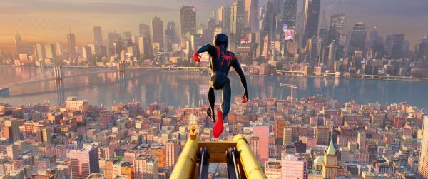 Spider-Man: A new Universe - © 2018 Sony Pictures Entertainment Deutschland GmbH