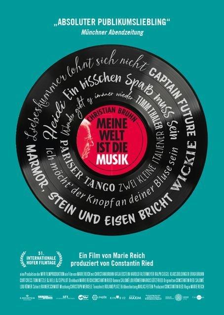 Meine Welt ist die Musik – Der Komponist Christian Bruhn - © Veranstalter