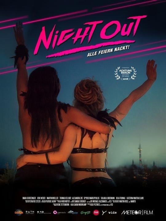 Night out – Alle feiern nackt! - © Veranstalter