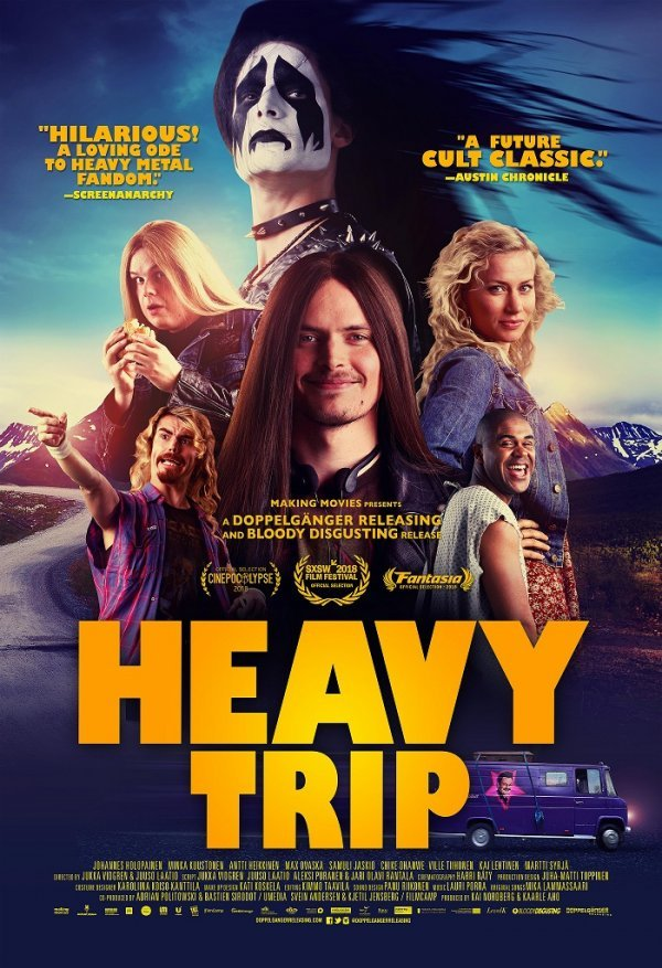 Heavy Trip - © Veranstalter