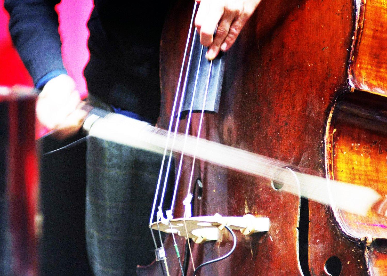 The Art of Improvisation: Konzert No. 68 - Kontrabass Quartett - © Selig