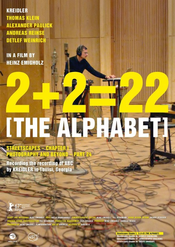 2+2=22 [The Alphabet] - Kapitel I - © Filmgalerie 451