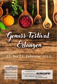 Genuss-Festival Erlangen 2020