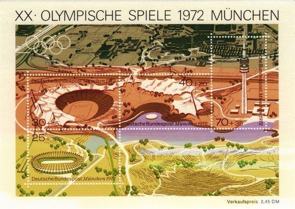 Olympia 1972: Bunte Bilder und viele Geschichten - © Veranstalter