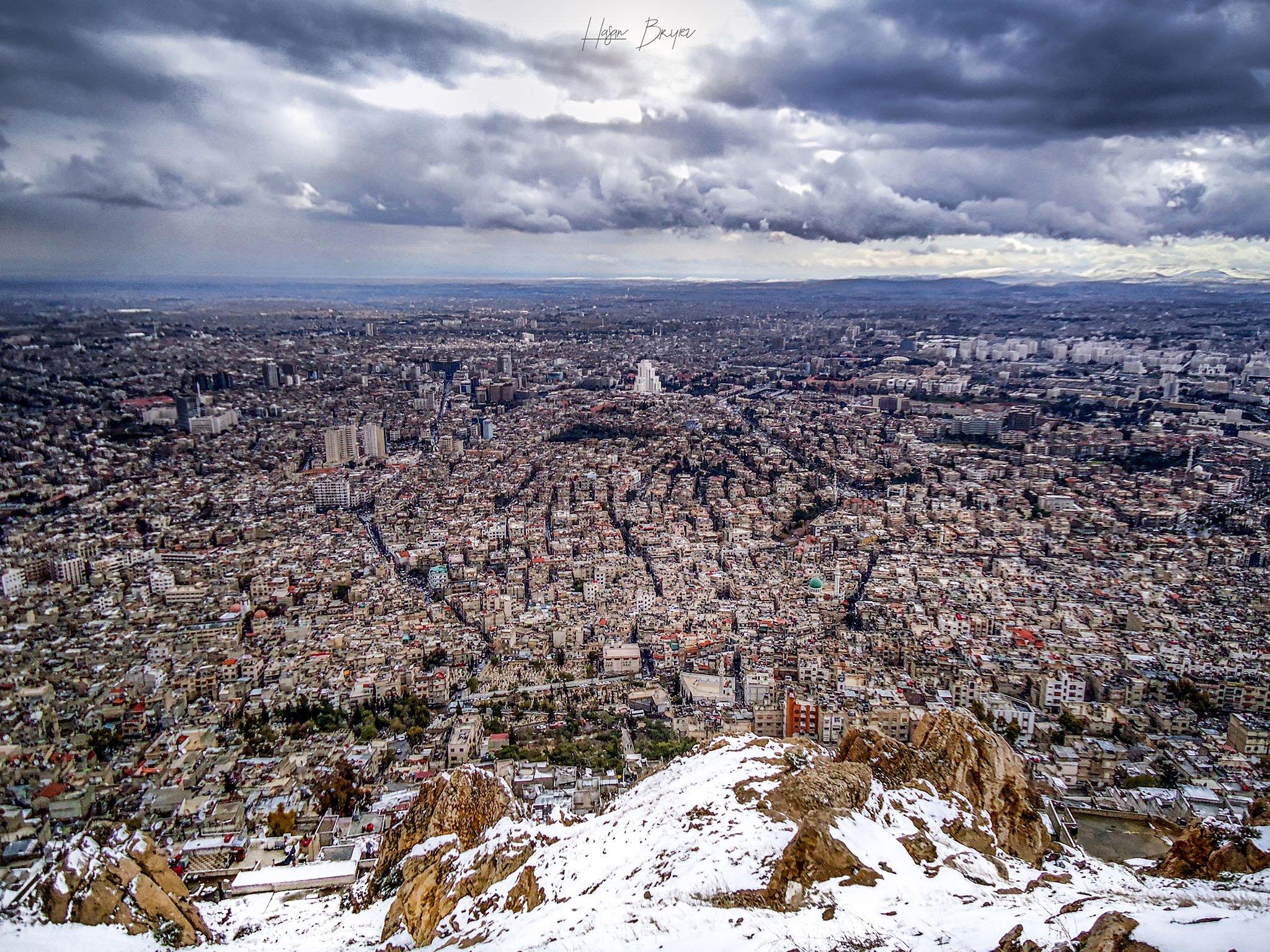 Vernissage: Damaskus-Stadt der Jasminblüten - © Hasan Briyez