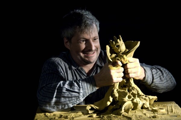 Thalias Kompagnons: Aus dem Lehm gegriffen - © Foto: Bruno Weiss