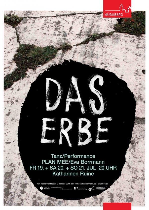PLAN MEE: Das Erbe - © Eva Borrmann / Gestaltung: grafikbuero x