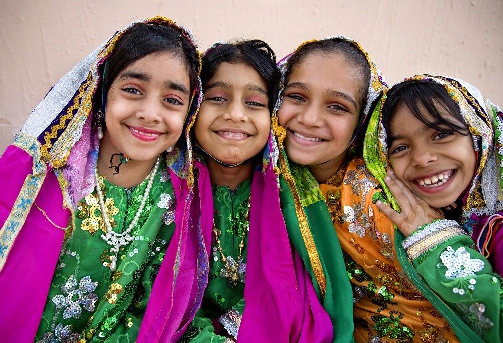 Fest der Begegnung mit Essen zum Fastenbrechen - © Photographic Society of Oman
