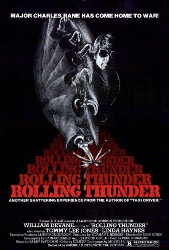 Rolling Thunder - Der Mann mit der Stahlkralle - © Veranstalter