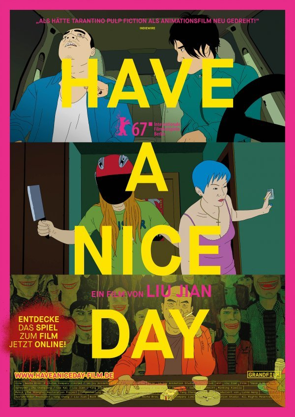 Have a Nice Day - © Veranstalter