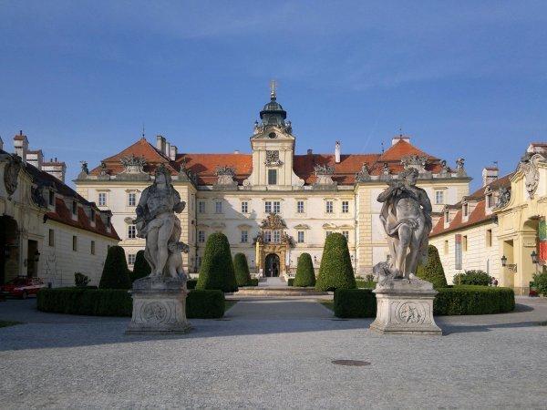 Gärten und Schlösser in Mähren - © Veranstalter
