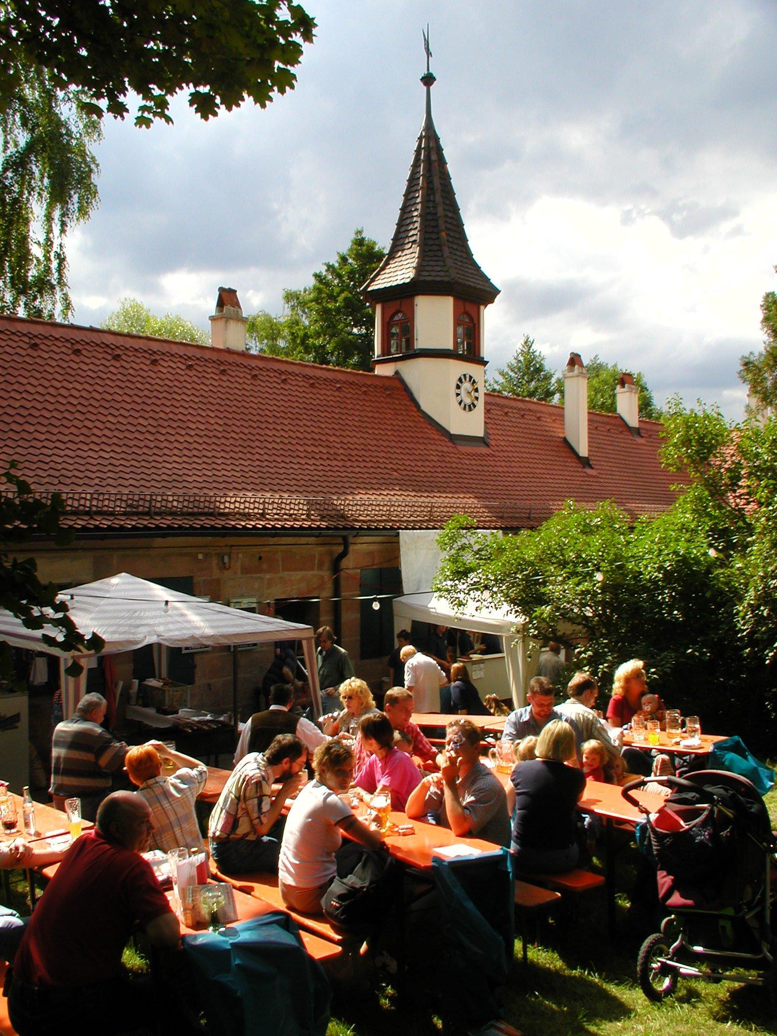 Stadtteilfest Gleißhammer - © Kulturladen Zeltnerschloss