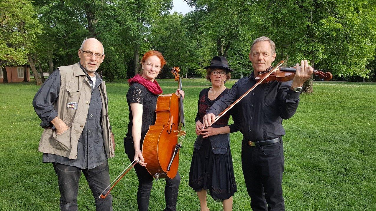 """Poetische Klänge: """"Paula Ludwig – Freundschaften und Wege"""" - © Theater und Kulturgruppe KUNST UND DRAMA"""