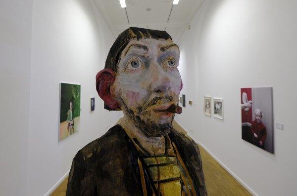 Kunstpreis der Nürnberger Nachrichten 2019 - © Kunstpreis der Nürnberger Nachrichten 2019, Foto: Günter Distlerl