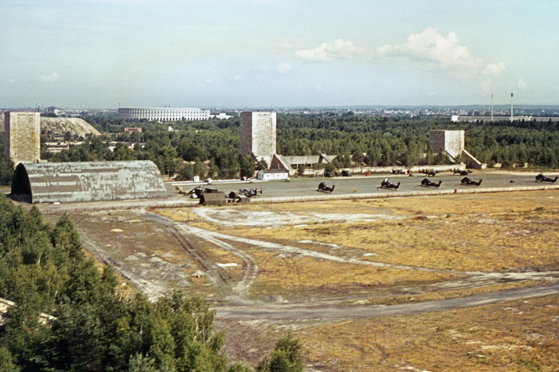 Langwasser entdecken: Das Märzfeld von 1900 bis 1970 - © Gemeinschaftshaus Langwasser