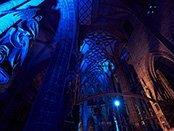 Kirchenraum Lorenzkirche – der stille Raum