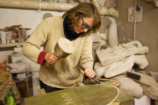 Offene Steinmetzwerkstatt - © Veranstalter