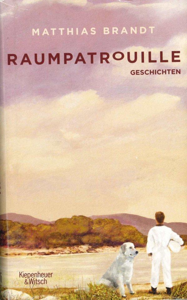Literatur am Nachmittag: Matthias Brandt – Raumpatrouille - © Veranstalter