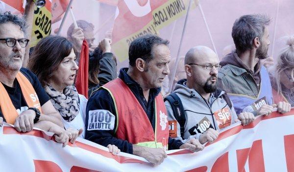 Streik - © Neue Visionen Filmverleih