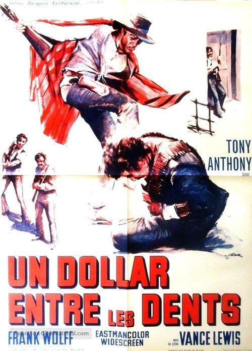 Ein Dollar zwischen den Zähnen - © Veranstalter
