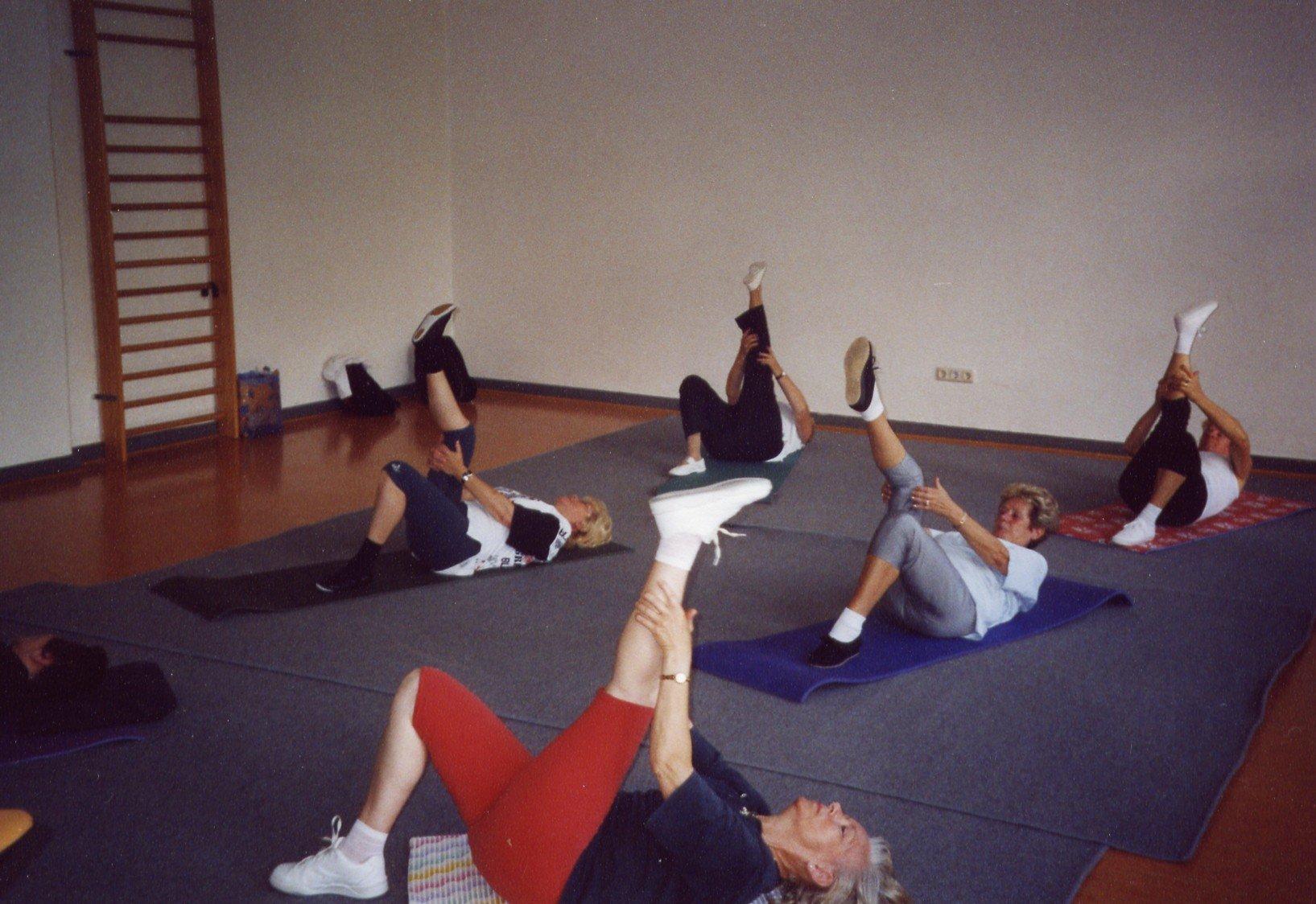 Fitness für Frauen ab 50 - © Veranstalter