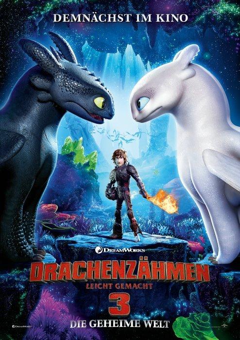 Drachenzähmen leicht gemacht 3: Die geheime Welt - © Universal Pictures