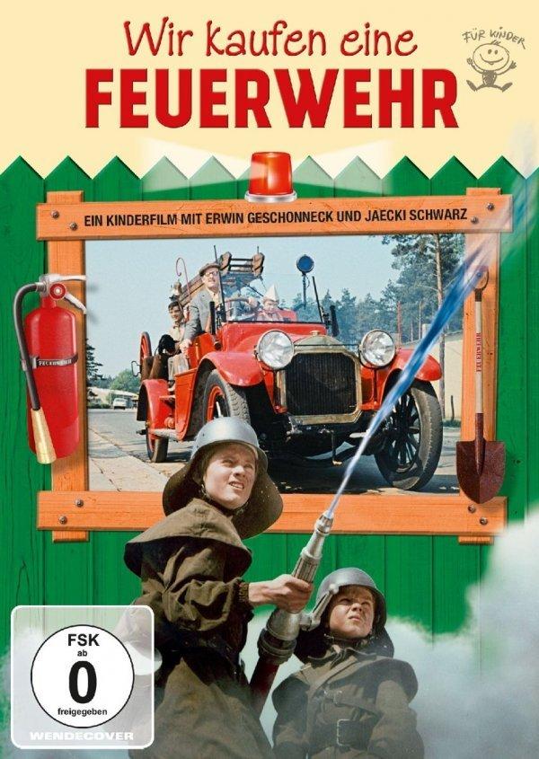 Wir kaufen eine Feuerwehr - © Veranstalter