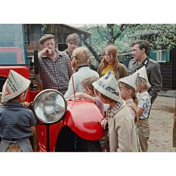 Wir kaufen eine Feuerwehr - © DEFA Stiftung