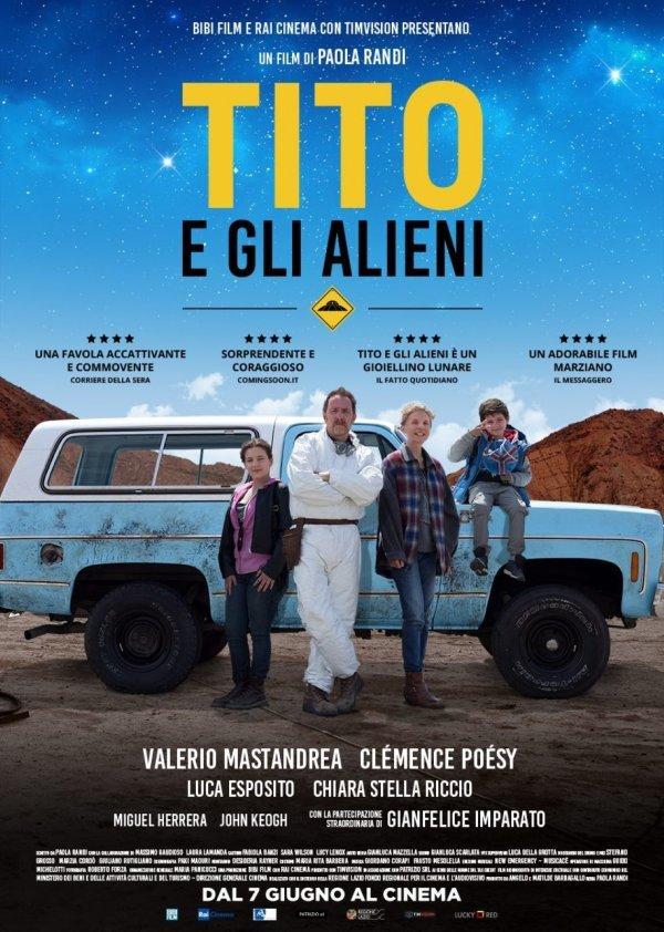 Tito, der Professor und die Aliens - © 2019 eksystent distribution filmverleih
