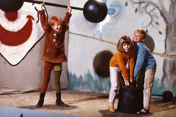 Pippi geht von Bord - © MFA+ FilmDistribution e.K.