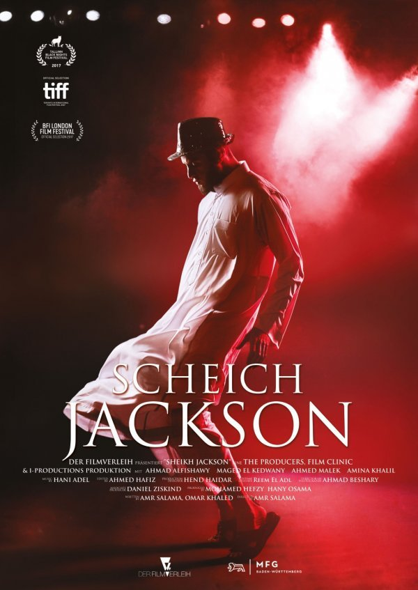 Scheich Jackson - © Port au Prince