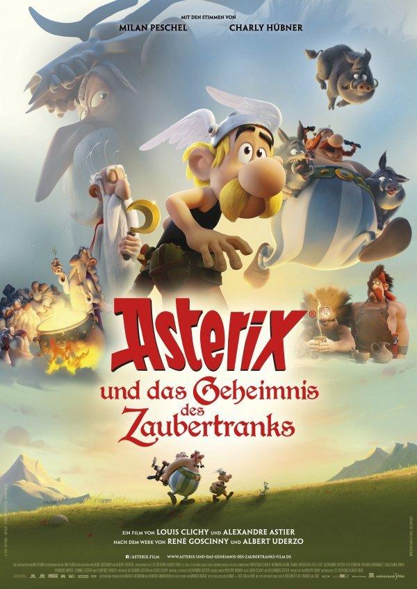 Asterix und das Geheimnis des Zaubertranks - © Walt Disney Studios Motion Pictures Germany