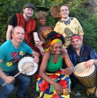 Taxi Brousse und Oromo Pop Group