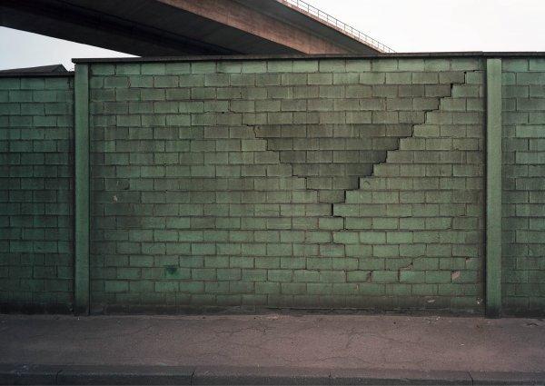 """Art Meets Public - © Laurenz Berges aus der Serie """"Cloppenburg"""",  © Laurenz Berges, VG-Bildkunst Bonn, 2019"""