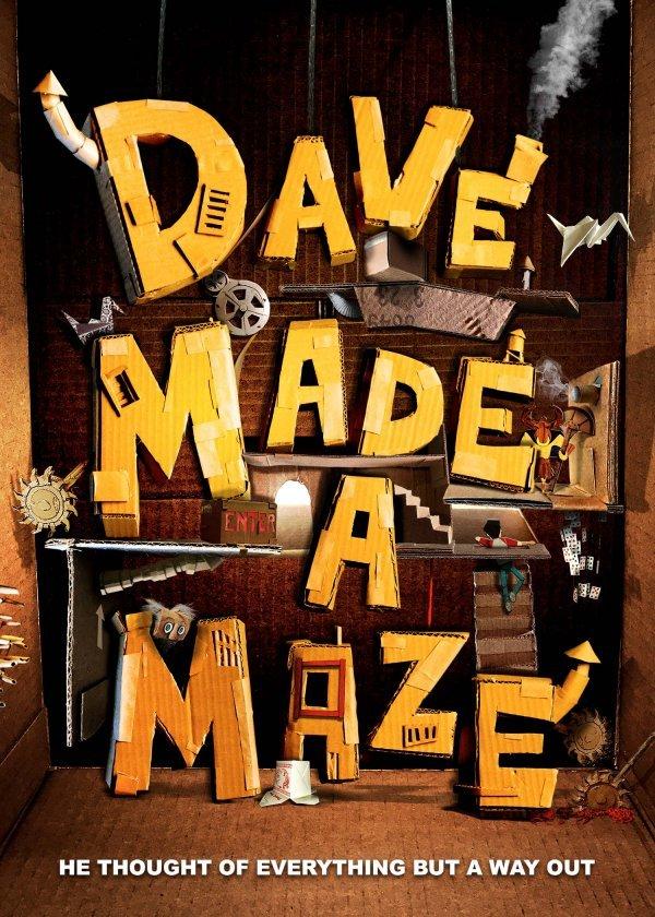 Dave Made a Maze - © Veranstalter