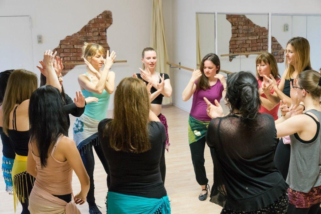 Frauen Haflas : Frauen Hafla: Tea & Dance - © Ingo Schweiger