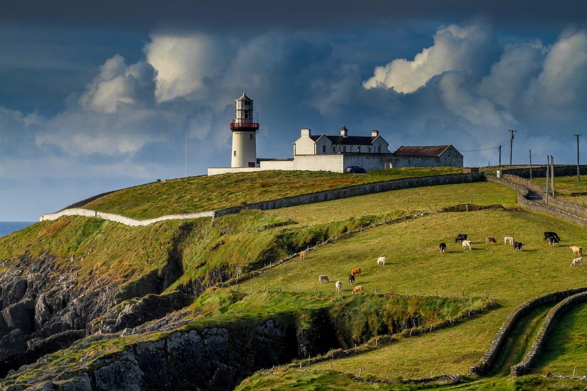 Von Roth auf die grüne Insel – Per Rad nach Irland - © Pixabay