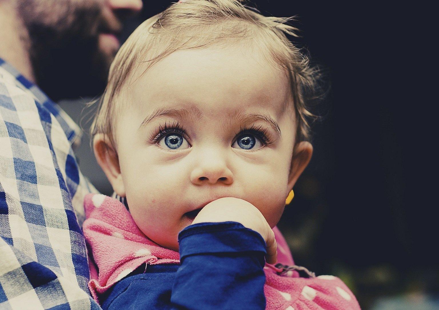 Mit Kinderaugen sehen - © Pixabay