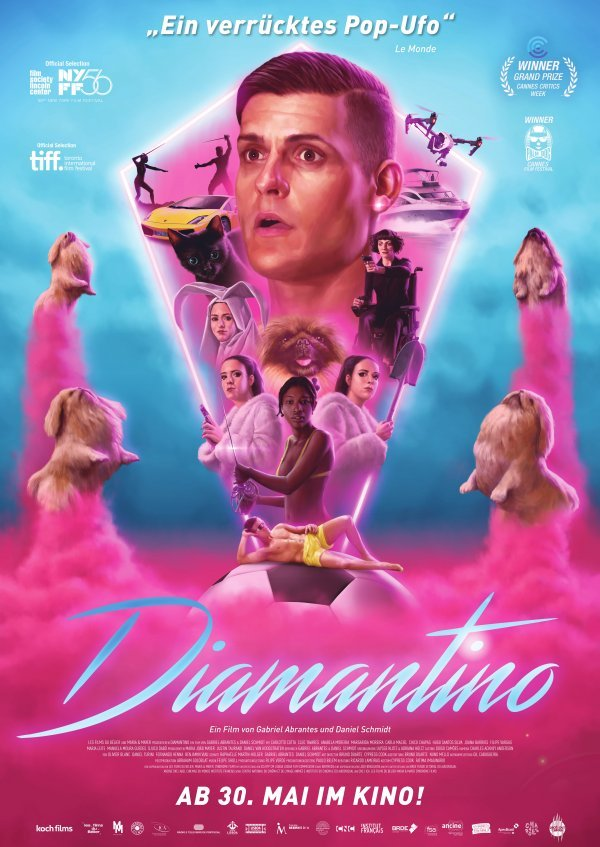Diamantino - © Drop-Out Cinema eG