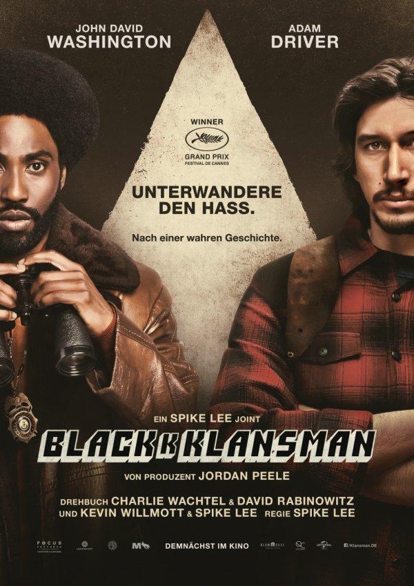BlacKkKlansman - © Veranstalter
