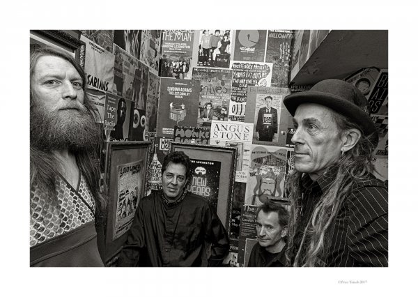 The Monochrome Set - © Peter Tainsh