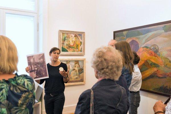 Art Weekend in Nürnberg - © Kunstvilla, Foto: Annette Kradisch
