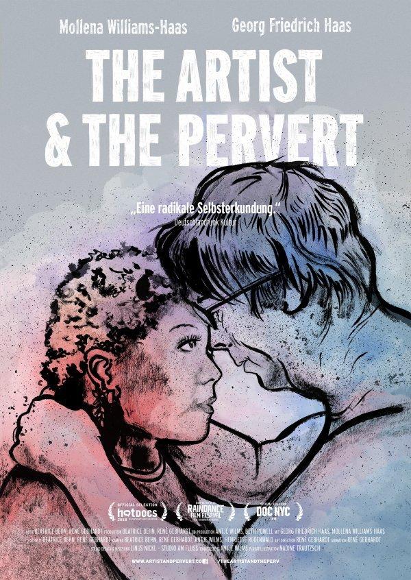 The Artist & the Pervert - © eksystent distribution filmverleih