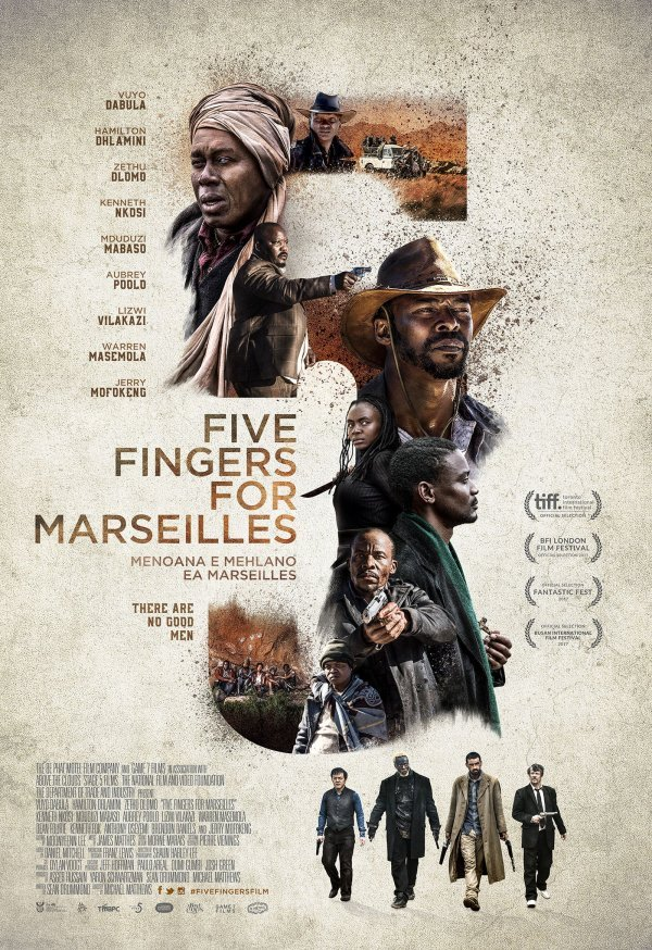 Five Fingers for Marseilles - © Drop-Out Cinema eG