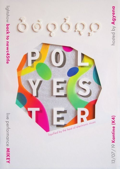 Polyester - Fluid desires - © Veranstalter